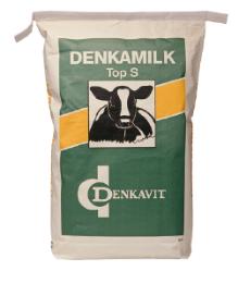 อาหารแทนนมสำหรับสัตว์ เดนคามิลค์ ท็อป เอส
