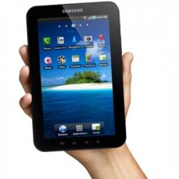 แท็บเล็ต Samsung Galaxy Tab 8.9 3G/Wifi