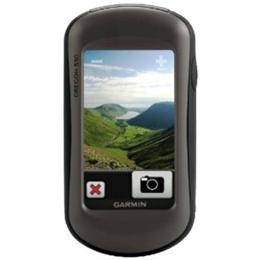 จีพีเอส GPS ยี่ห้อ GARMIN รุ่น oregon 550