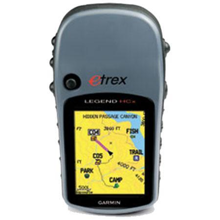 GPS GARMIN รุ่น eTrex Legend HCx