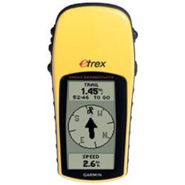 GPS ยี่ห้อ GARMIN รุ่น eTrex H
