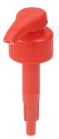 หัวปั้มจ่าย รุ่น 4cc-DP8xx-38-410-RED