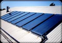 ระบบปรับอุณหภูมิสระ Solar Heating