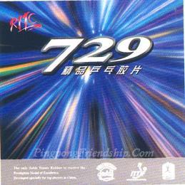 ยางปิงปอง 729 Cream