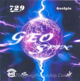 ยางปิงปอง 729 Geo Spin