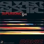 ยางปิงปองDONIC SUPER SONIC S40