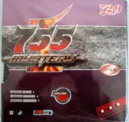 ยางปิงปองRITC 755 Mystery