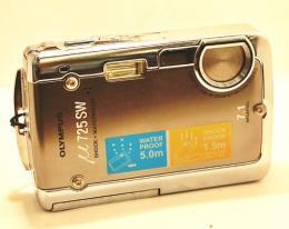 กล้องดิจิตอลโอลิมปัส M725 SW