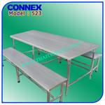 ชุดโต๊ะ - เก้าอี้ Model 523