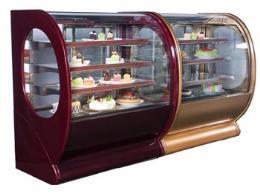 ตู้โชว์แช่เย็น รุ่น CSD-150CR