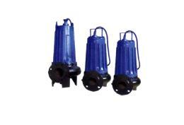 เครื่องสูบนํ้า รุ่น QW Series Submersible Pump