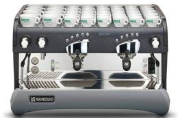 เครื่องชงกาแฟ Rancilio Epoca 2gr Auto