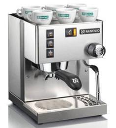 เครื่องชงกาแฟ Rancilio Silvia 1gr Tank
