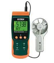 เครื่องมือวัดความเร็วลม EXTECH SDL300