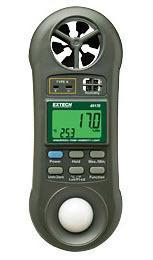 เครื่องมือวัดความเร็วลม Anemometers Air velocity