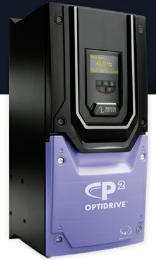 อุปกรณ์ควบคุมความเร็วรอบมอเตอร์ OPTIDRIVE P2