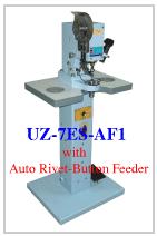 เครื่องทำรูกระดุมผ้า UZ-7ES-AF