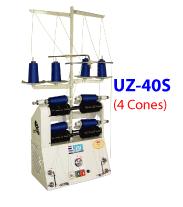 เครื่องม้วนด้าย UZ-40s