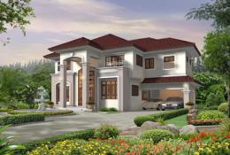 แบบบ้าน - MGE-012