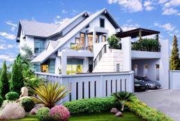 แบบบ้าน - BLUE HAWAI