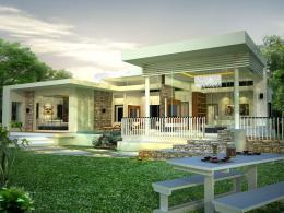 บ้านสำเร็จรูป แบบ Vogue I-28
