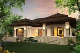 บ้านสำเร็จรูป แบบ Bali M-89