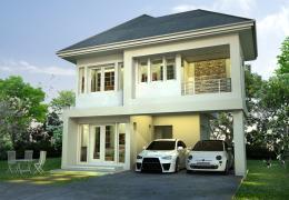 บ้านสำเร็จรูป แบบ Proud PI-12