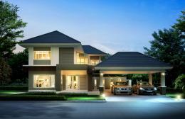 บ้านสำเร็จรูป แบบ Andaman PK-58