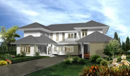 บ้านสำเร็จรูป แบบ Andaman PA-59