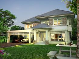 บ้านสำเร็จรูป แบบ Andaman PK-35