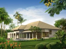 บ้านสำเร็จรูป แบบ Caribbean A-30