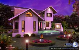 บ้านสำเร็จรูป แบบ Andaman I-95