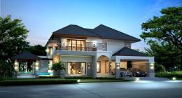 บ้านสำเร็จรูป แบบ Bali G-95