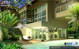 บ้านสำเร็จรูป แบบ Bali G-30