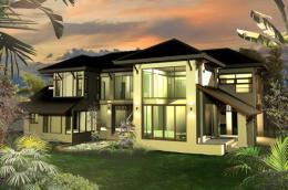 บ้านสำเร็จรูป แบบ Bali-459