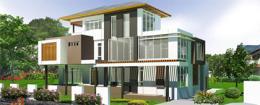 แบบบ้าน Modern Style 1