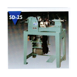 เครื่องกลึงมือโยก SD-25 POWERFUL