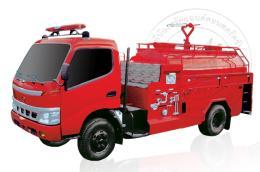 รถบรรทุกน้ำดับเพลิงอเนกประสงค์