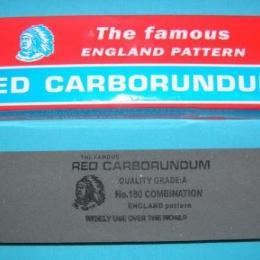 หินลับมีด RED CARBORUNDUM No.180