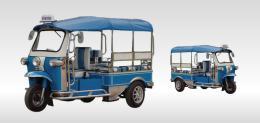 รถตุ๊กตุ๊ก TUK-TUK - 6S