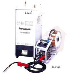 เครื่องเชื่อม PANASONIC รุ่น YD-500GB2