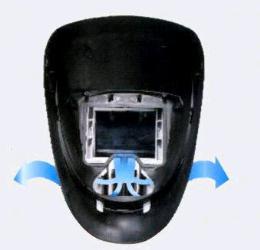หน้ากากงานเชื่อม Reliable Protection รุ่น 3M PS 100