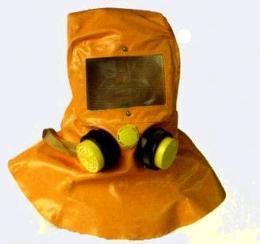 หน้ากากคลุมศรีษะ Chemical Hood รุ่น CH-301