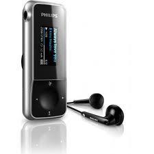 เครื่องเล่น MP3 ฟิลิปส์  รุ่น SA1MXX02K/97