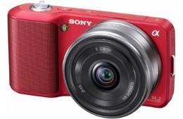 กล้องถ่ายภาพดิจิตอล โซนี่ รุ่น NEX-3D/R PK2