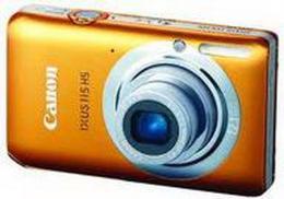 กล้องถ่ายรูปดิจิตอล แคนนอน รุ่น IXUS-115HS/ORO PK11