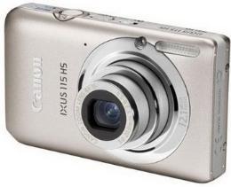 กล้องถ่ายรูปดิจิตอล แคนนอน รุ่น IXUS-115HS/SLO PK11
