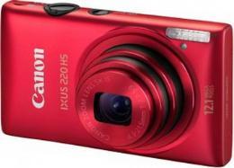 กล้องถ่ายรูปดิจิตอล แคนนอน รุ่น IXUS-220HS/REO PK11
