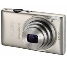 กล้องถ่ายรูปดิจิตอล แคนนอน รุ่น IXUS-220HS/SLO PK11