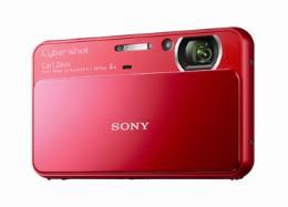 กล้องถ่ายรูปดิจิตอล โซนี่ รุ่น DSC-T110RC/PK1